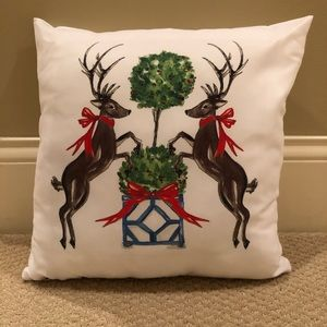 NWOT Holiday-Themed Pillows - 2 Available